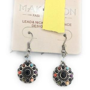 Makarlon Fashion Earrings (Case 3) #1535